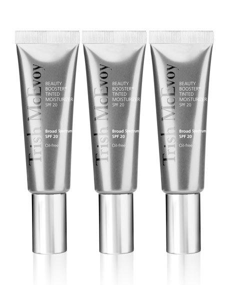 Увлажняющее средство с тональным эффектом Beauty Booster Tinted Moisturizer SPF 20