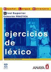 Ejercicios de lexico Nivel Superior