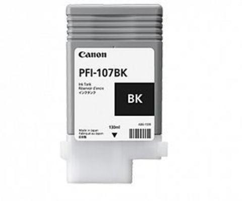 Картридж Canon PFI-107BK black (черный) для Canon iPF660, iPF680, iPF685, iPF770, iPF780, iPF785