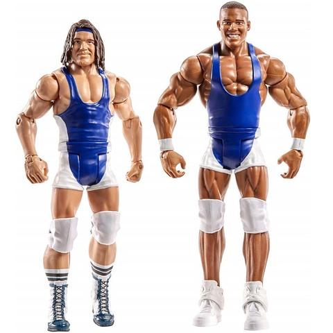 Набор фигурок рестлеров: Чед Гейбл и Джейсон Джордан. Бойцы WWE