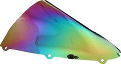 Ветровое стекло для мотоцикла Kawasaki Ninja ZX-10R 06-07 DoubleBubble Иридий