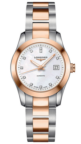 The Longines Conquest Classic