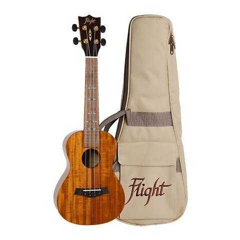 Укулеле FLIGHT DUC 445 KOA