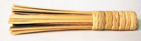 Кисточка для вока, Wolmex, бамбук, 30 см