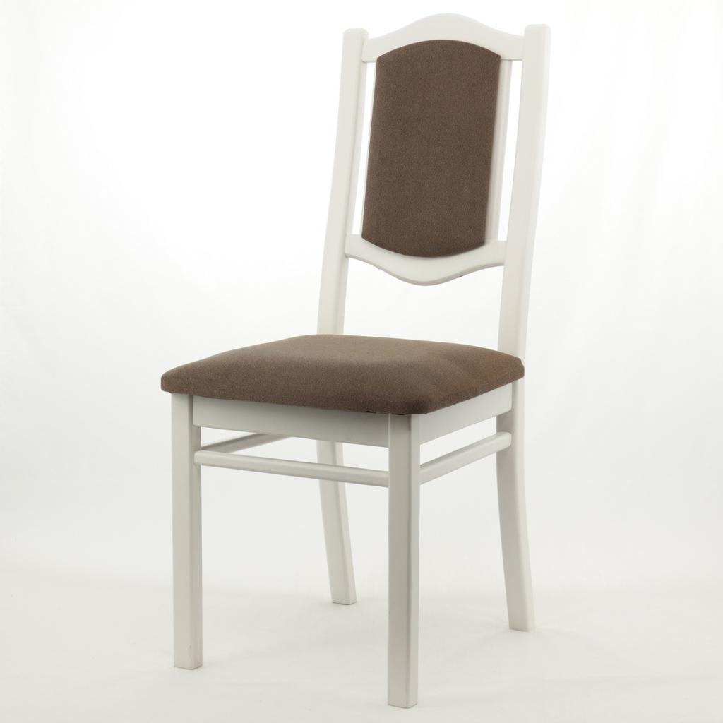 Стул Прованс (Белый, Ткань №6)