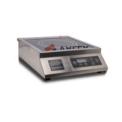 Плита индукционная VALEX H35F-P3A, (  450x355x125 мм, 3,5кВт, 220В) ( нерж. корпус)