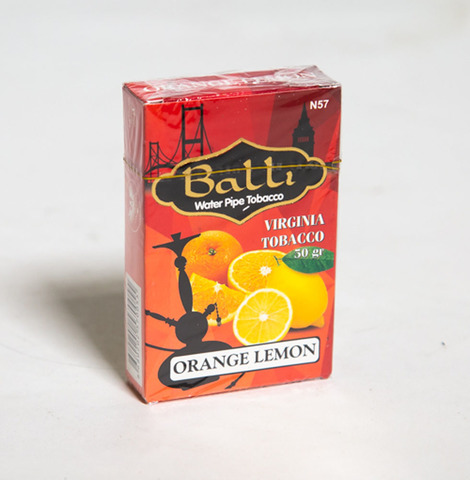 Табак Balli Orange Lemon 50 г