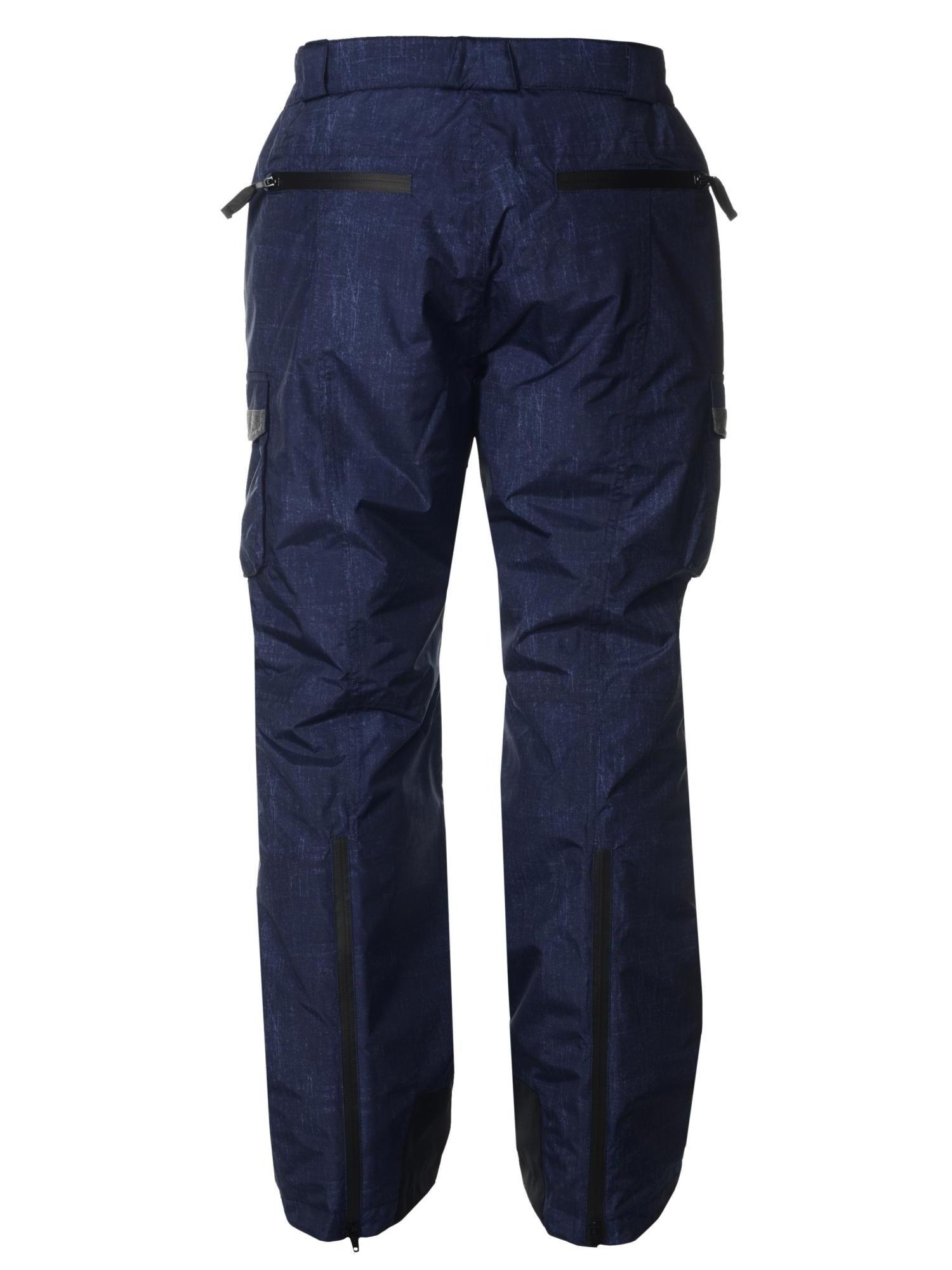 Мужской горнолыжный костюм Almrausch Steinpass-Hochbruck 320109-321300 джинс фото