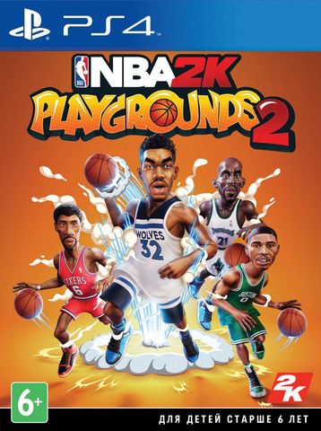 Sony PS4 NBA 2K Playgrounds 2 (русские субтитры)