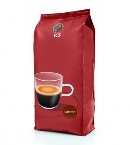 Кофе ICS Espresso в зернах 1 кг