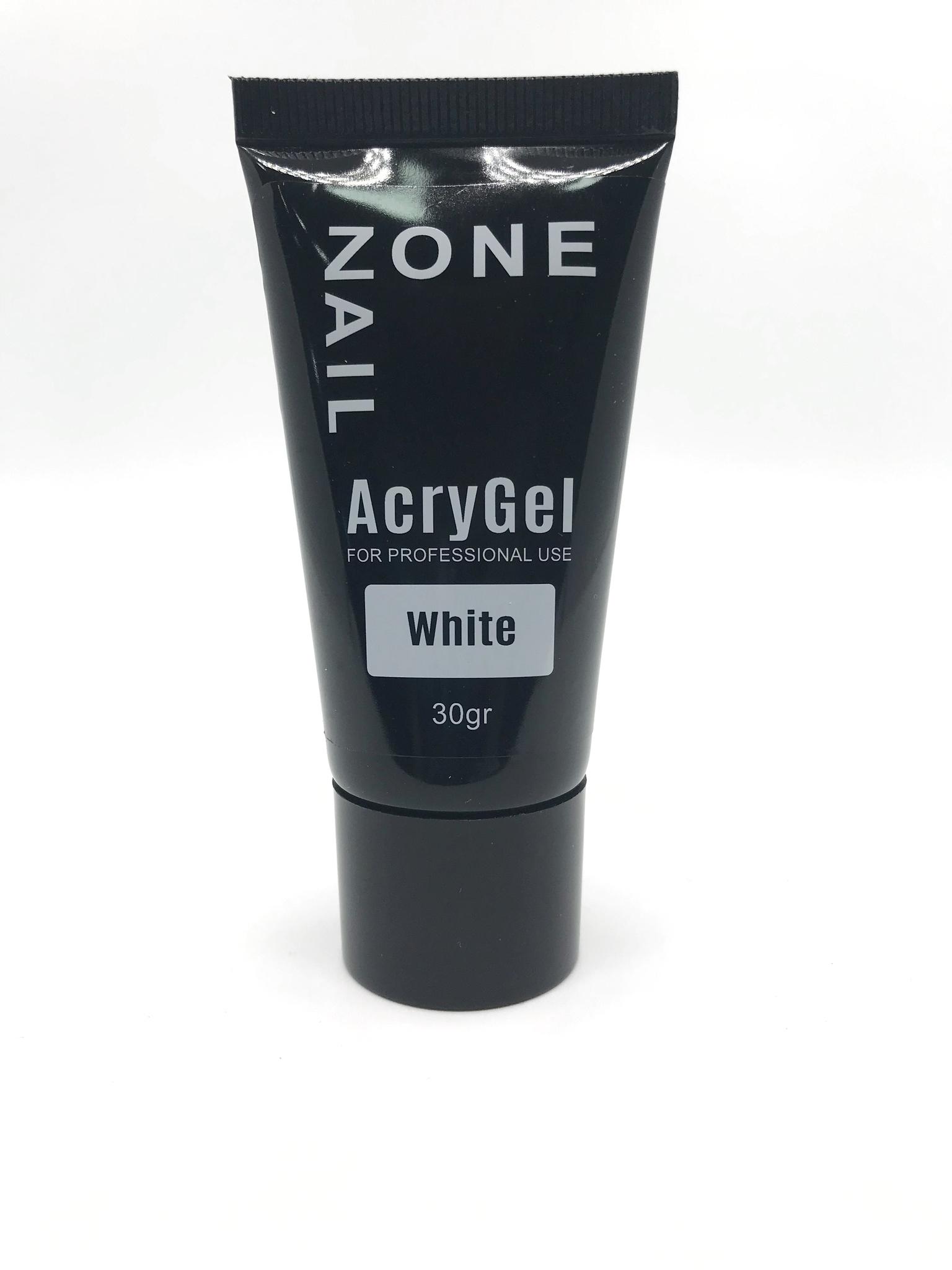 OneNail AcryGel White 30 gr.