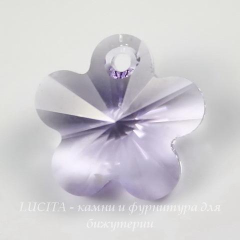6744 Подвеска Сваровски Цветочек Violet (14 мм)