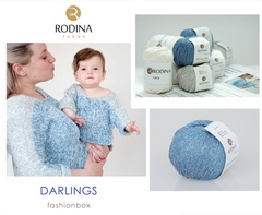 DARLINGS Fashionbox Rodina Yarns