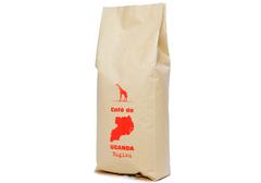 Кофе в зернах Cafe de Uganda Bugisu, 1кг