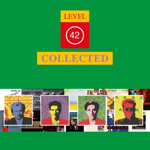 Level 42 / Collected (2LP)