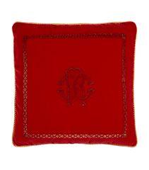 Подушка декоративная 40х40 Roberto Cavalli Venezia красная