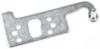 Петля (кронштейн) для холодильника LG верхняя левая - AEH72956703