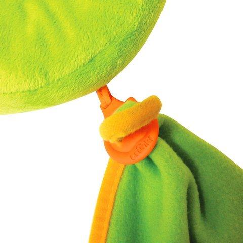 Подголовник детский Yondi Динозавр, зеленый