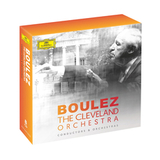 Boulez, The Cleveland Orchestra / Conductors & Orchestras (8CD)