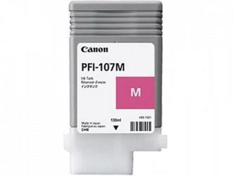 Картридж Canon PFI-107M magenta (пурпурный) для Canon iPF660, iPF680, iPF685, iPF770, iPF780, iPF785
