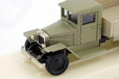 ZIS-5V gray LOMO-AVM 1:43