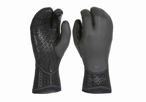 Перчатки XCEL 3MM DRYLOCK TEXTURE SKIN 3 FINGER GLOVE FALL 2017