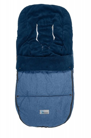 AL2280P Altabebe Зимний конверт  Alpin Bugaboo (navy/blue)