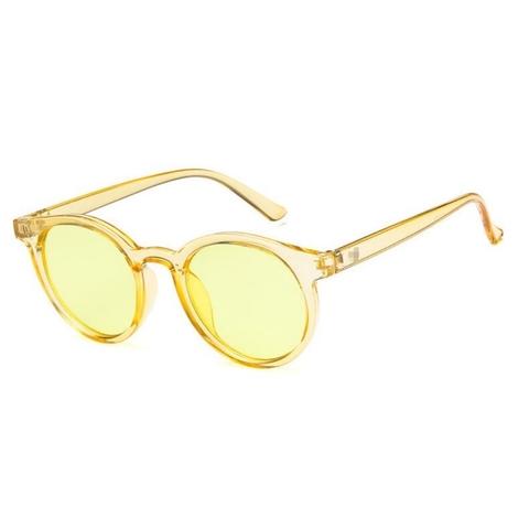 Солнцезащитные очки 5142003s Желтый