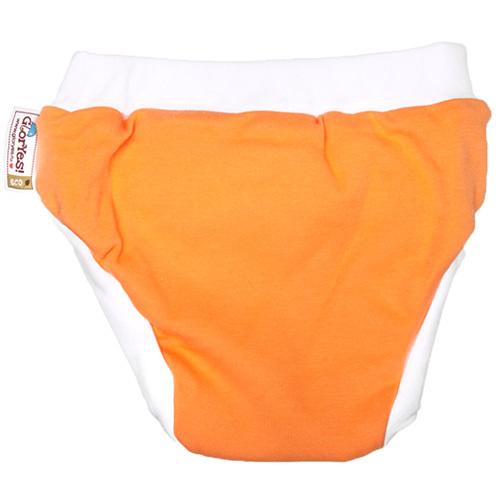 Хлопковые трусики для приучения к горшку GlorYes! Апельсин S/M 10-16 кг