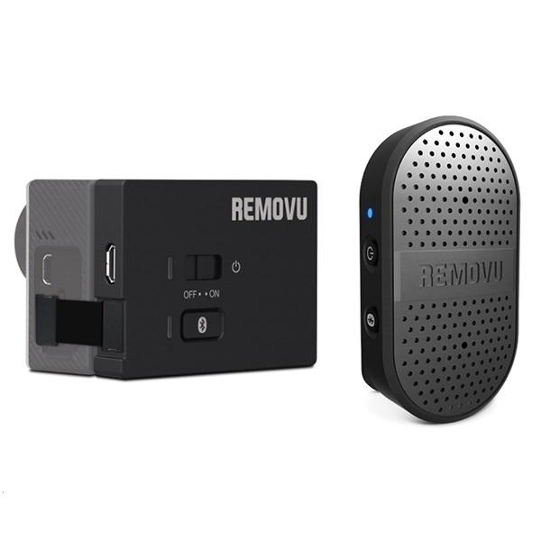 Беспроводной Bluetooth микрофон Removu A1+M1