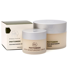 Holy Land Phytomide Rich Moisturizing Cream - Увлажняющий крем