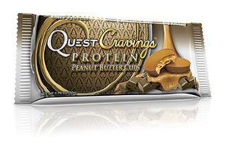 Quest Nutrition Quest Bar Cravings (Халва в шоколаде), 12 шт