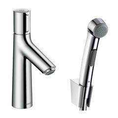 Смеситель для раковины с гигиеническим душем Hansgrohe Talis Select S 72291000 фото