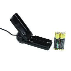 Реалистичный вибратор на присоске с расширением (4,3 х 16,5 см.)