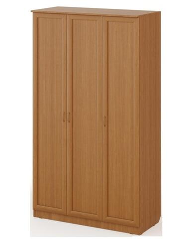 Шкаф ЛОМБАРДИЯ-06 рамочный бук темный