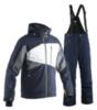 Мужской горнолыжный костюм 8848 Altitude 711015-711115 темно-синий