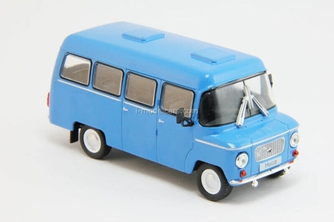Nysa 522 blue 1:43 DeAgostini Auto Legends USSR #205