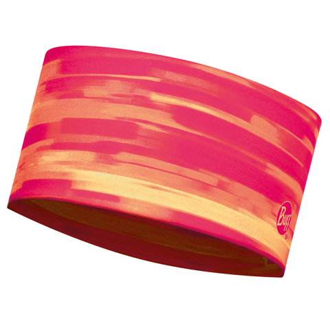 Летняя спортивная повязка Buff Akira Pink