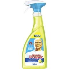 MR PROPER Универсальный чистящий спрей Лимон, 500мл
