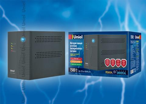U-IUPS-1500UC Интерактивный источник бесперебойного питания