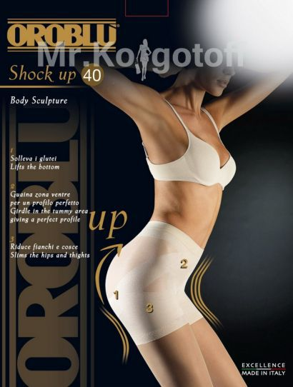 Колготки Oroblu Shock Up 40 Body Sculptor
