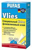 ПУФАС N0522 Клей специальный флизелиновый Euro 3000 Vlies Kleber 200г (20шт./кор)