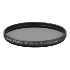 Нейтрально-серый фильтр Kenko Pro 1D ND4 W на 67mm