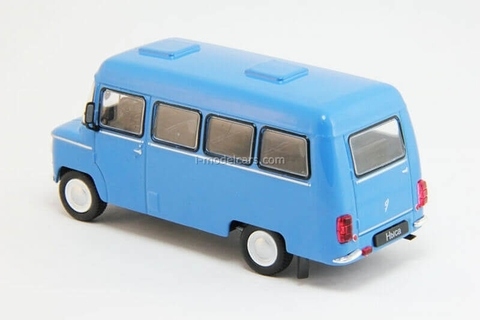 Nysa 522 blue 1:43 DeAgostini Auto Legends USSR #205