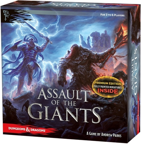 Assault of the Giants (Premium Edition)