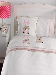 Детское постельное белье BEBE розовый Gelin home Турция