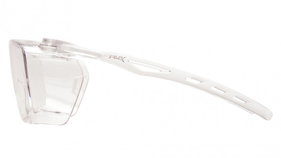 Очки баллистические стрелковые Pyramex Cappture S9910ST Anti-fog Diopter прозрачные 96%