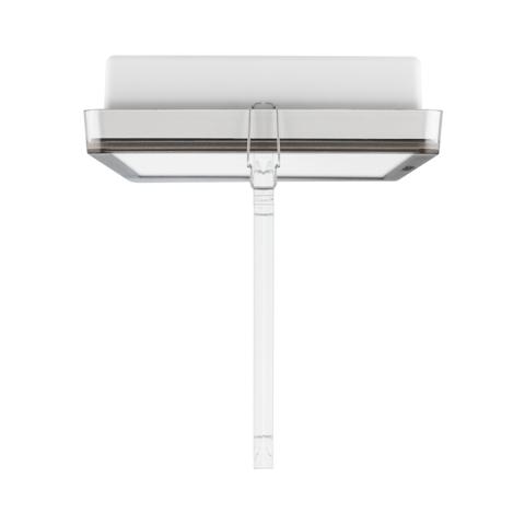 ONTEC S с двухсторонним рассеивателем – вид сбоку