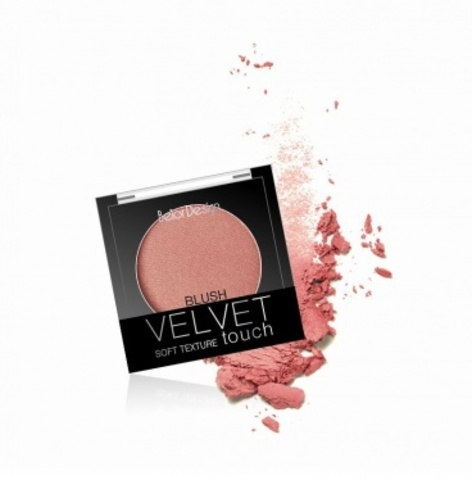 BelorDesign Velvet touch Румяна для лица тон 101