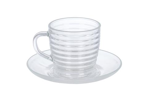 Сервиз чайный Luminarc Rynglit 4 пр (P5708)